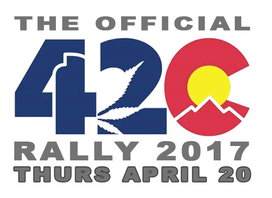 The Official Denver 420 Rally 2017