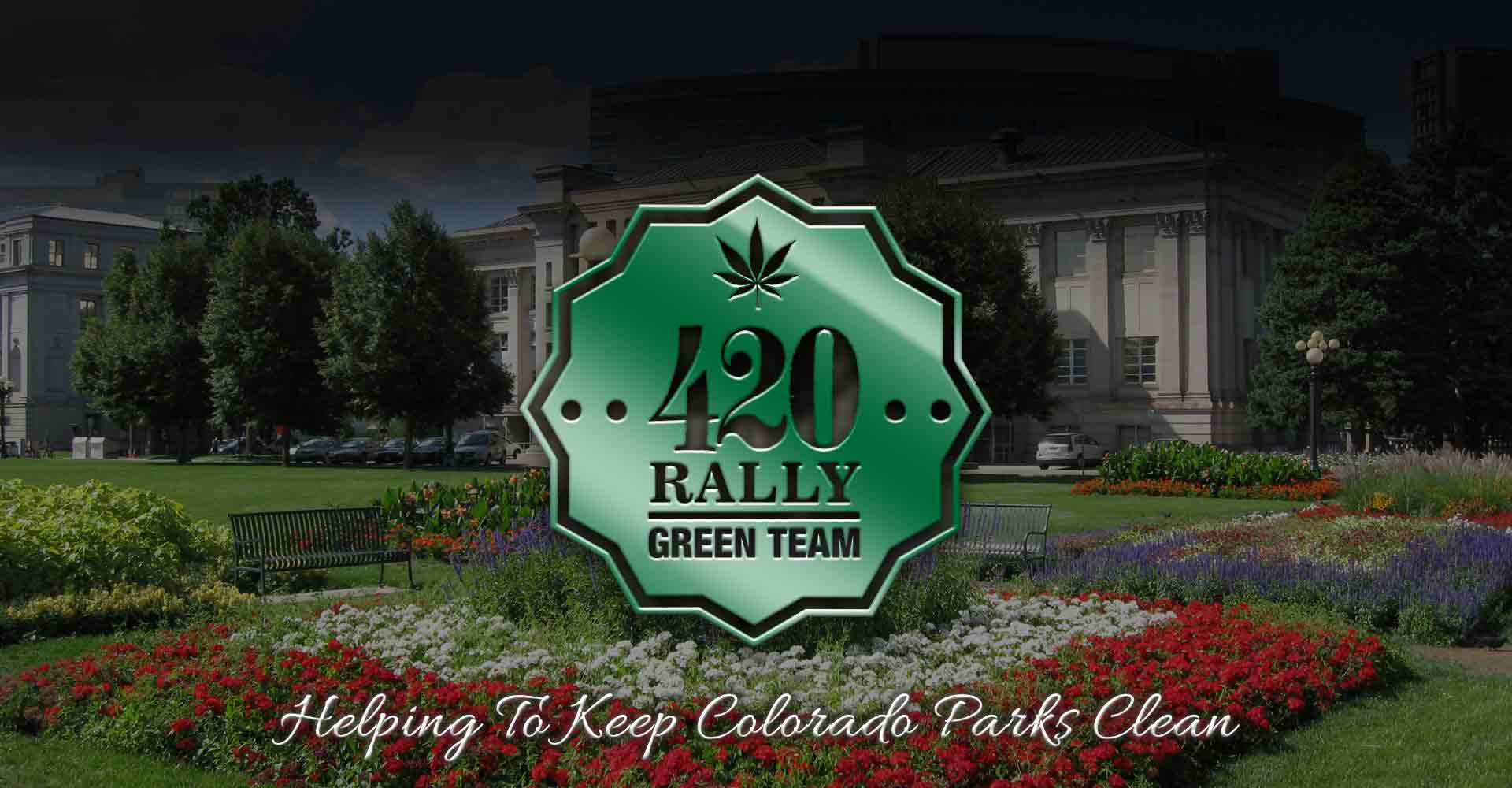 420 Rally Green Team